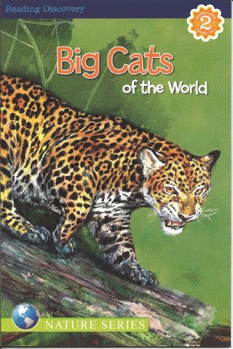 Big Cats of the World Reading Discovery