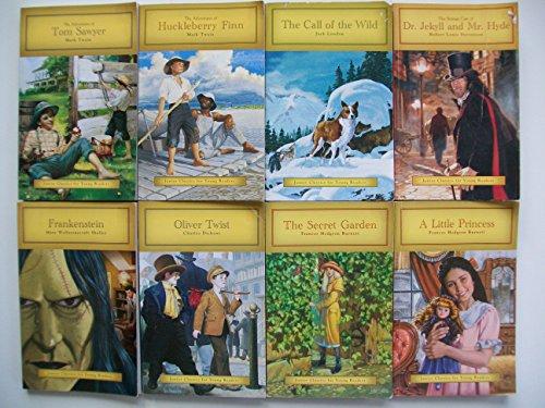 The Adventures of Tom Sawyer Junior Classics: Mark Twain, Jack