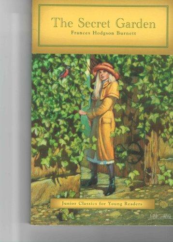 the secret garden junior classics for young readers frances hodgson burnett - Secret Garden Book