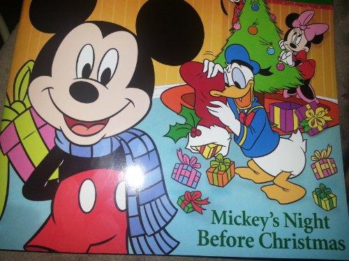 Mickey's Night Before Christmas (Mickey's Friends): Dalmatian Press