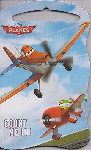 9781453075500: Disney Planes: Count Me In!