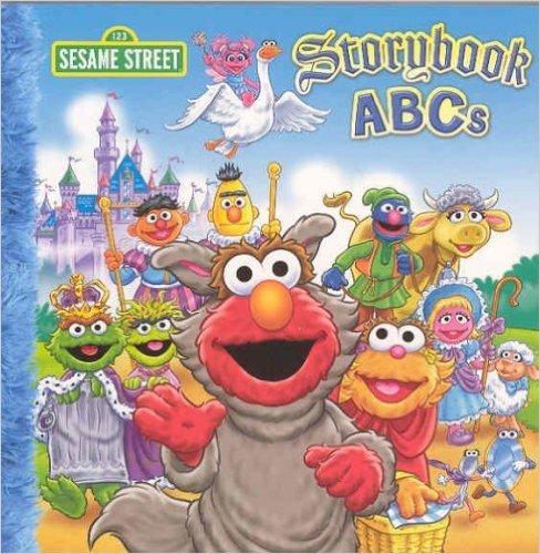 Sesame Street Storybook ABCs: P.J. Shaw, Illustrator, Tom Brannon