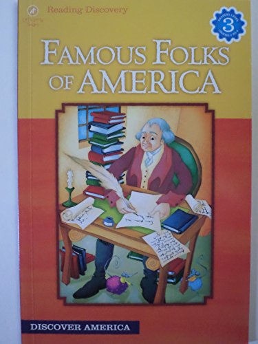 Famous Folks of America (Discover America): Bethany Snyder, Kathryn Knight