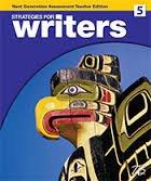 Strategies for Writers: Next Generation Assessment Edition: Zaner-Bloser