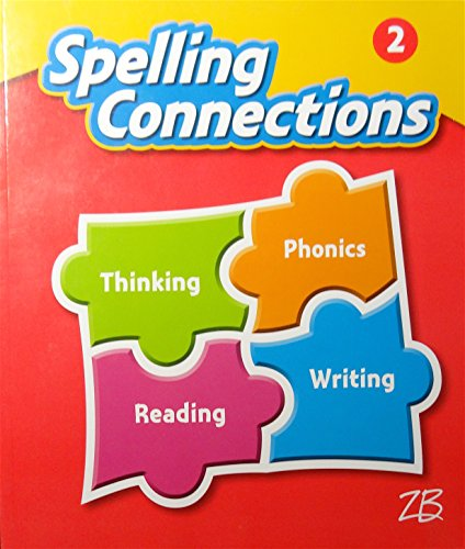 9781453117248: Spelling Connections Grade 2 Student Edition