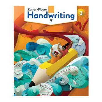 9781453119310: Handwriting © 2020 Grade 3 Student Edition