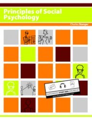 9781453329634: Principles of Social Psychology