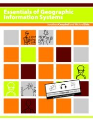 9781453330234: Essentials of Geographic Information Systems