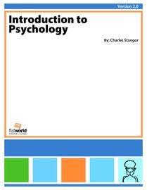 9781453356210: Introduction to Psychology, v. 2.0