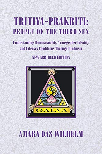 9781453503171: Tritiya-Prakriti: People of the Third Sex: Understanding Homosexuality, Transgender Identity And Intersex Conditions Through Hinduism (Abridged Version)