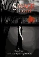 Savage Night (Hardback) - Nicole Evans