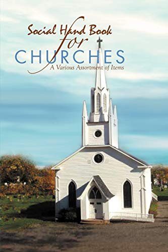 Social Handbook for Churches: A Various Assortment of Items: Dorothy Parker Hurta