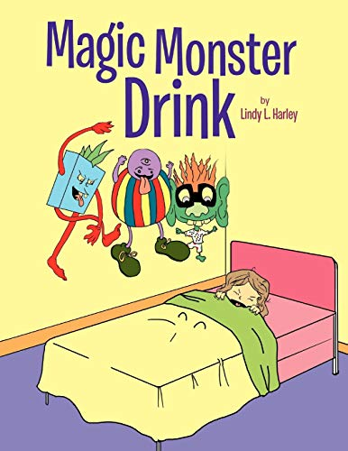 9781453522608: Magic Monster Drink
