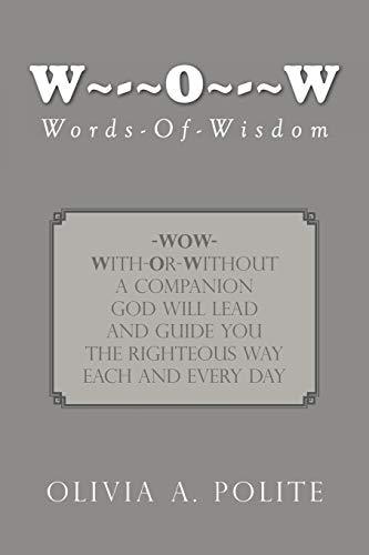 9781453533512: W O W: Words-Of-Wisdom