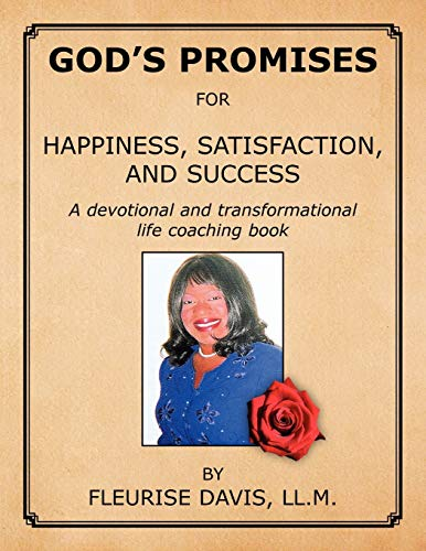 9781453536124: God's Promises for Happiness, Satisfaction and Success