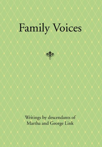 Family Voices: George L. Spaeth