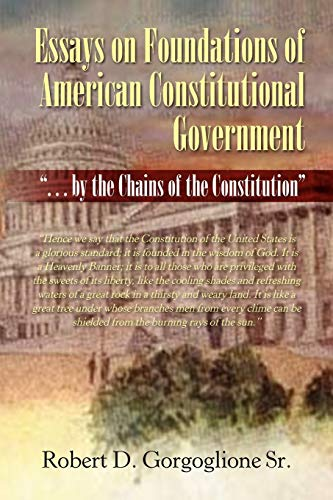 new essays on american constitutional history