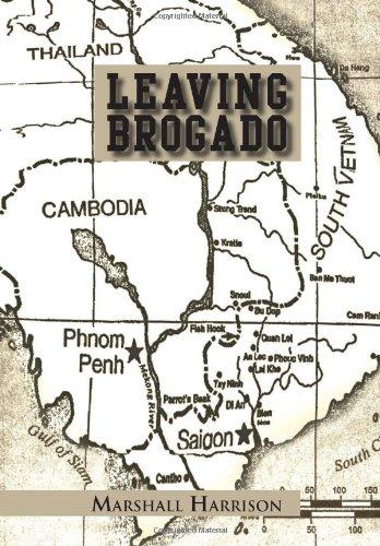 Leaving Brogado: Marshall Harrison