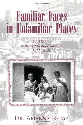 9781453567456: Familiar Faces in Unfamiliar Places