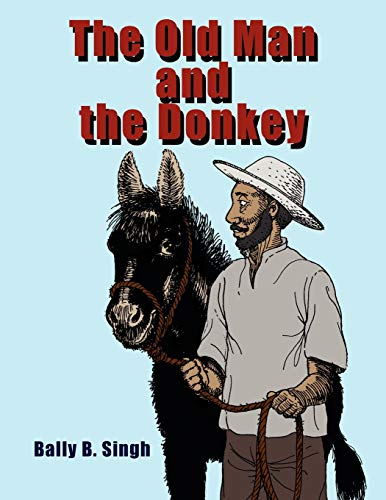The Old Man and the Donkey (1453576843) by Balwant Singh