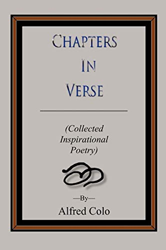 Chapters In Verses: Colo, Alfred