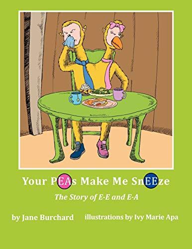Your Peas Make Me Sneeze: Jane Burchard