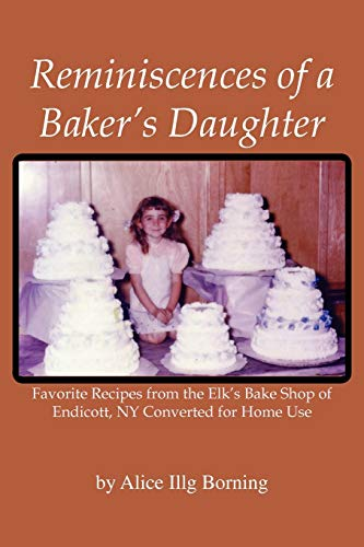 9781453597613: Reminiscences of a Baker's Daughter