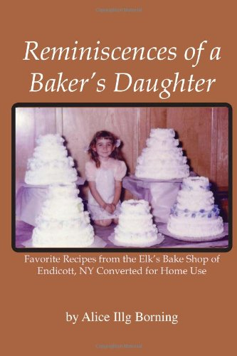 9781453597620: Reminiscences of a Baker's Daughter