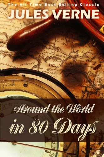 9781453600887: Around the World in 80 Days