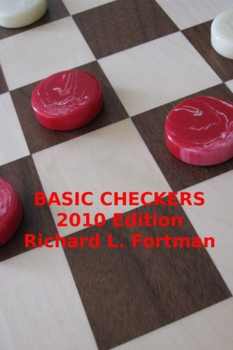9781453619698: Basic Checkers: The First Twenty Moves