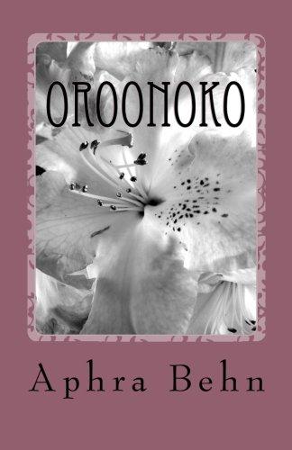 9781453622728: Oroonoko