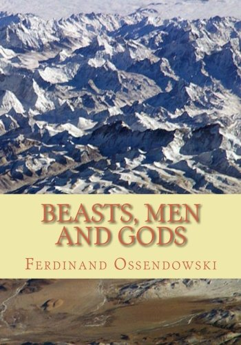 9781453627600: Beasts, Men, and Gods