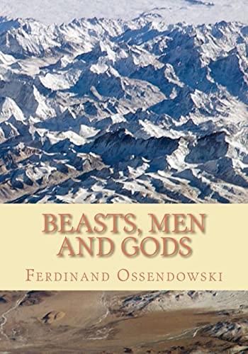 9781453627600: Beasts, Men, and Gods