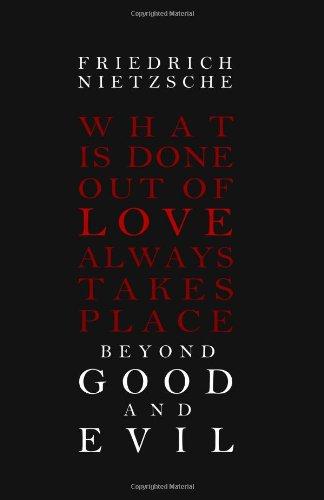 9781453637715: Beyond Good and Evil
