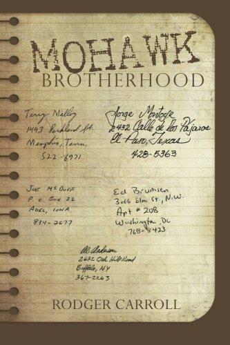 Mohawk Brotherhood: Rodger Carroll
