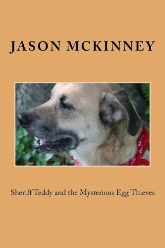 9781453656884: Sheriff Teddy and the Mysterious Egg Thieves