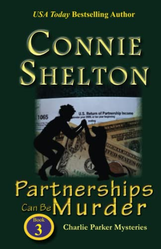 9781453659281: Partnerships Can Be Murder: The Third Charlie Parker Mystery
