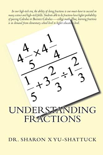 9781453659953: Understanding Fractions