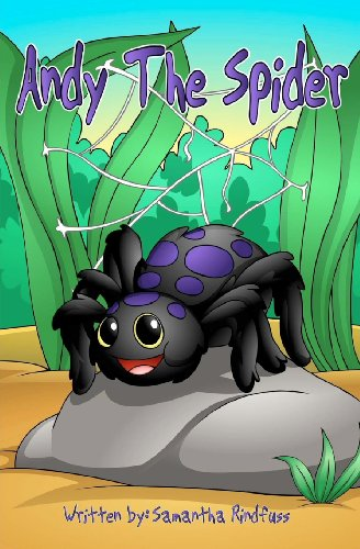 9781453661918: Andy The Spider