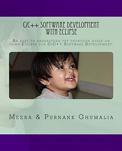 C/C++ Software Development With Eclipse: Ghumalia, Mrs Meera