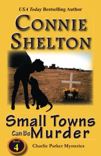 9781453664216: Small Towns Can Be Murder: The Fourth Charlie Parker Mystery (Charlie Parker Mysteries)