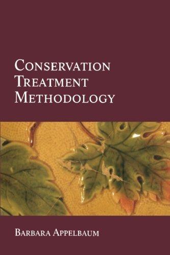 9781453682111: Conservation Treatment Methodology