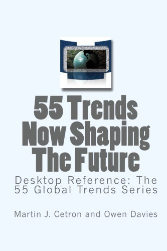 9781453686072: 55 Trends Now Shaping The Future: Desktop Reference: The 55 Global Trends Series