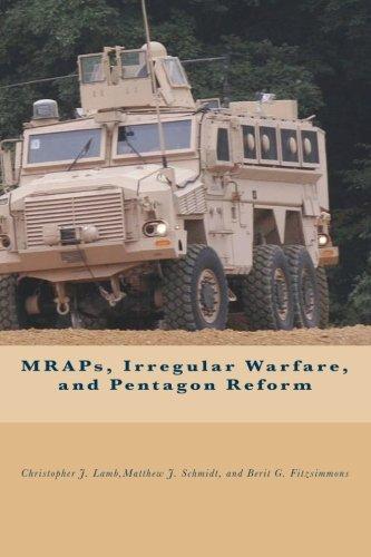 9781453690260: MRAPs, Irregular Warfare, and Pentagon Reform