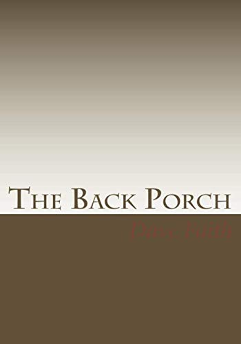 9781453694558: The Back Porch
