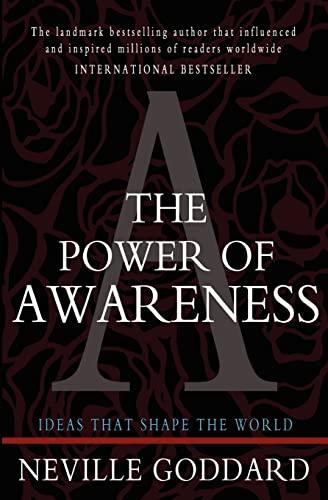 9781453698785: The Power of Awareness