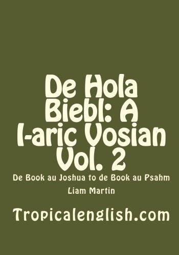 9781453703151: de Hola Biebl: A I-Aric Vosian Vol. 2