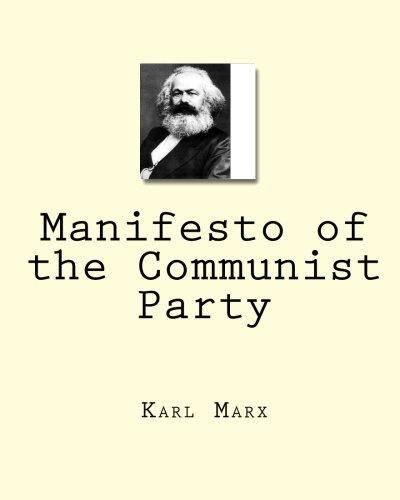 9781453714515: Manifesto of the Communist Party