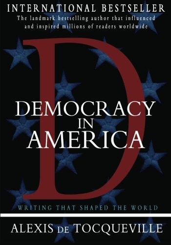 9781453716649: Democracy in America