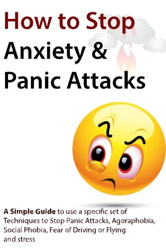 9781453718285: How to Stop Anxiety & Panic Attacks: A Simple Guide to using a specific set of Techniques to Stop Panic Attacks, Agoraphobia, Social Phobia, Fear of Driving or Flying and Stress